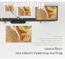 AODIN M9 portable projector photo 8