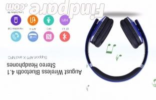 August EP650 wireless headphones photo 1