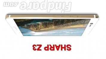 Sharp Z3 smartphone photo 4