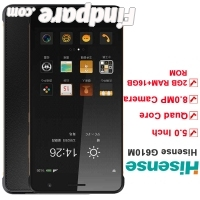 HiSense G610M smartphone photo 5