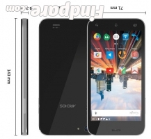 Archos 50 Helium+ smartphone photo 2