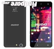 Digma Citi Z560 4G smartphone photo 1