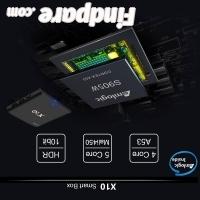 VALISEN X10 2GB 16GB TV box photo 5