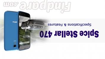 Spice Stellar 470 smartphone photo 1