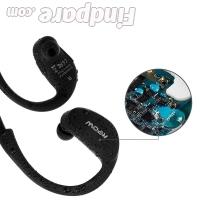 MPOW MBH6 wireless earphones photo 5