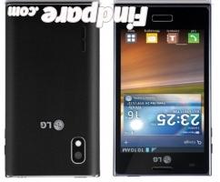 LG Optimus L5 smartphone photo 2