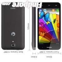 Jiayu G2F WCDMA 850/2100 smartphone photo 1