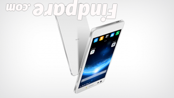Lava Iris X5 4G smartphone photo 1