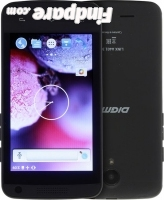 Digma Linx A401 3G smartphone photo 1