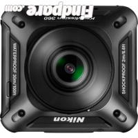 Nikon KeyMission 360 action camera photo 1