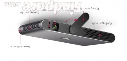 APPotronics A1 portable projector photo 6