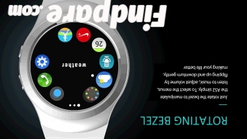 NO.1 G3+ smart watch photo 3