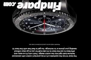 Samsung Gear S3 smart watch photo 2