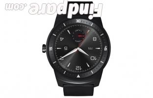LG G WATCH R W110 smart watch photo 1