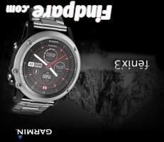 GARMIN FENIX 3 smart watch photo 1