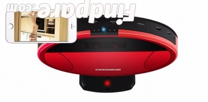 DIQEE 360 robot vacuum cleaner photo 1