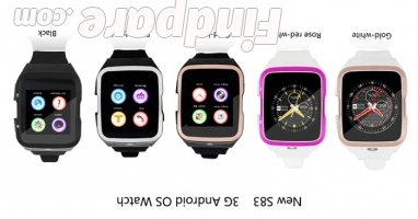 ZGPAX S83 smart watch photo 1
