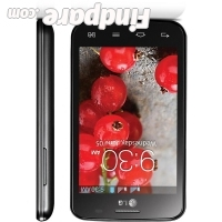 LG Optimus L4 II Dual smartphone photo 2