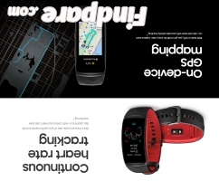 Samsung GEAR FIT 2 PRO Sport smart band photo 4