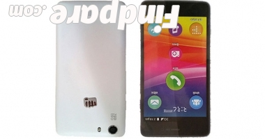 Micromax Canvas Unite 3 Q372 smartphone photo 3