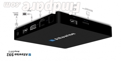 Alfawise S92 2GB 16GB TV box photo 6