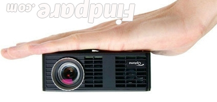 Optoma ML750 portable projector photo 6
