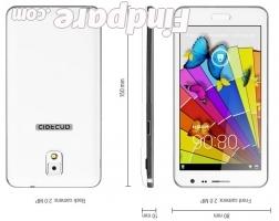 Jiake N900W 817 smartphone photo 3