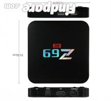 Mesuvida Z69 3GB 32GB TV box photo 4