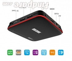 MECOOL M8S PRO W 2GB 16GB TV box photo 2