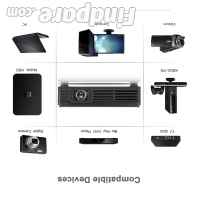 Exquizon HDP 100S portable projector photo 4