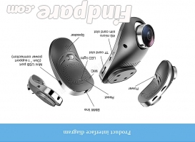 QUIDUX E01 Dash cam photo 12