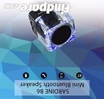 Sardine B6 portable speaker photo 1