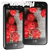 LG Optimus L4 II Dual smartphone photo 4