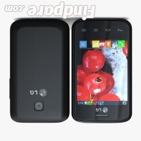 LG Optimus L1 II Tri smartphone photo 1