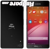SONY Xperia Z4v smartphone photo 1