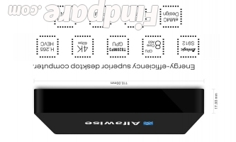 Alfawise S92 2GB 16GB TV box photo 4