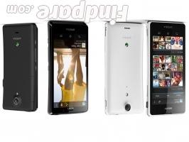 SONY Xperia T smartphone photo 1