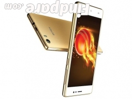 Intex Aqua Lion 3G smartphone photo 1