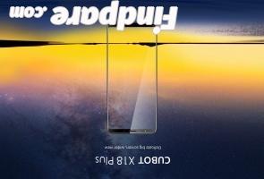 Cubot X18 Plus smartphone photo 1