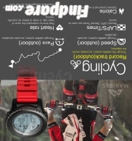 Makibes G07 smart watch photo 8