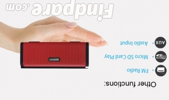 SOMHO S311 portable speaker photo 2