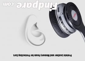 Haoer S490 wireless headphones photo 5