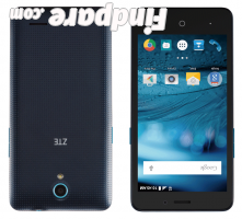 ZTE Avid Plus smartphone photo 1