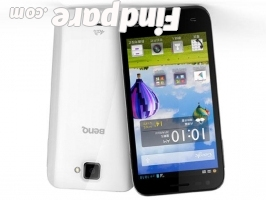 BenQ F4 smartphone photo 2
