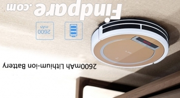 ILIFE X5 robot vacuum cleaner photo 8