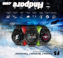 NO.1 F5 smart watch photo 1