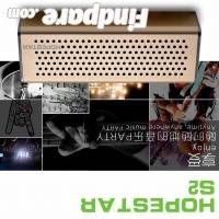 HOPESTAR S2 portable speaker photo 2