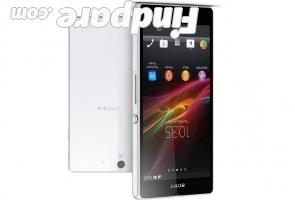SONY Xperia Z smartphone photo 1
