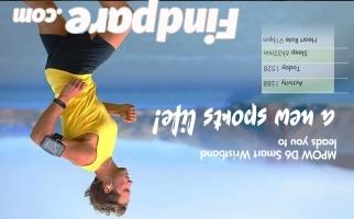 MPOW D6 Sport smart band photo 1