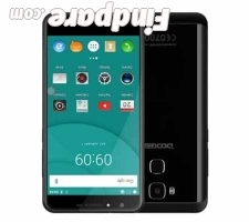 DOOGEE Y6 Piano Black smartphone photo 5